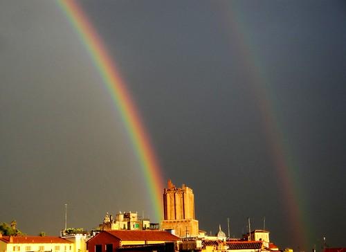 Arcobaleno Romano (dx)