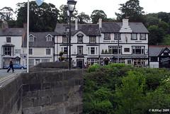 Llangollen - Bridge End Inn