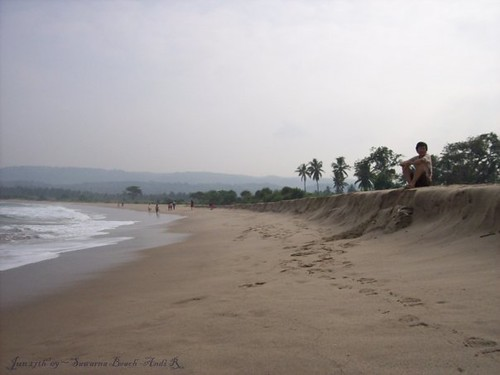 garis pantai..