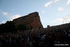 Phish @ Red Rocks, 7/30/09