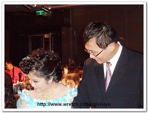 [喜訊分享]慧娟訂婚宴~花序篇 @VIVIYU小世界