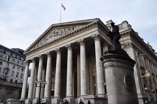 Bank at London