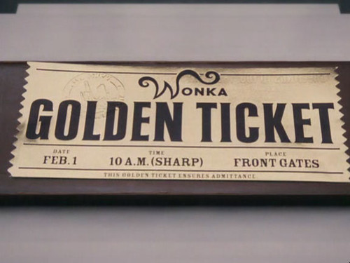 The Golden Ticket by pirateman2
