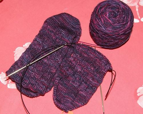 Tessarae socks