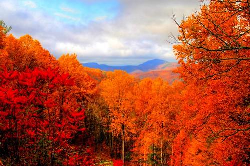 Autumns Peak