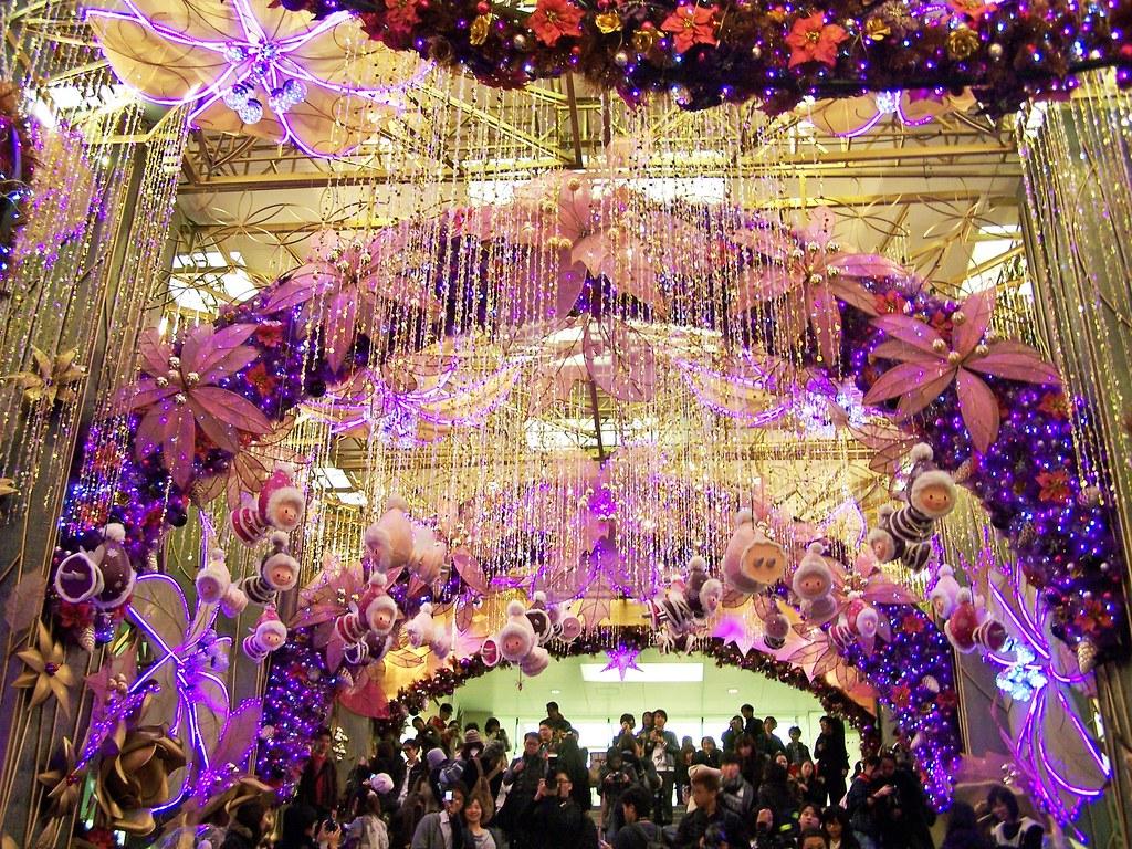 Mall in HK
