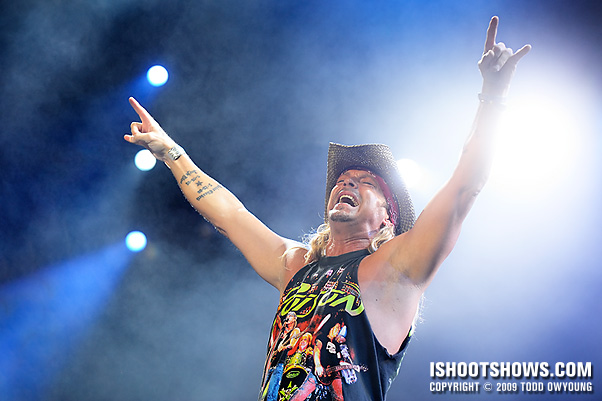 Concert Photos: Poison