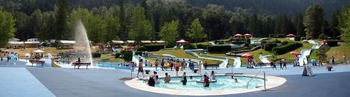 Bridal Falls Water Park