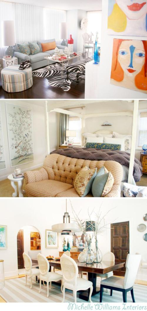 Michelle Williams Interiors