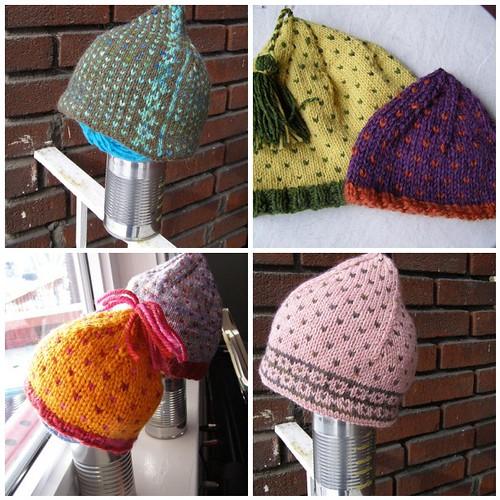hats bundled