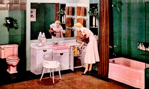 Bathroom (1954)