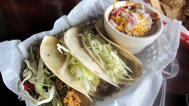 big tex cantina taco plate