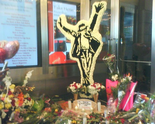 Apollo Shrine 2 - Michael Jackson