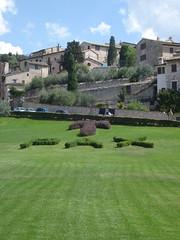 Giardino di San Francesco Assisi