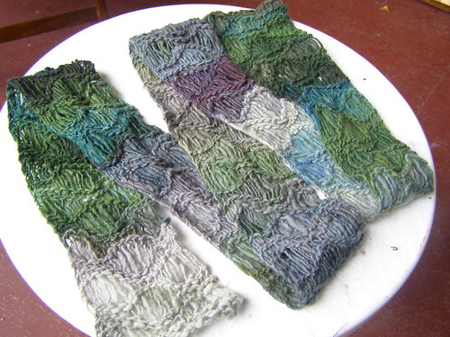 waterfall scarf kit