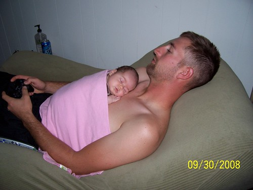 Daddy time