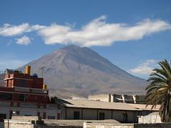 Peru Travel: El Misti, Arequipa
