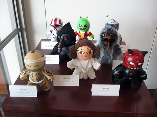 Princess Leia & The Gang