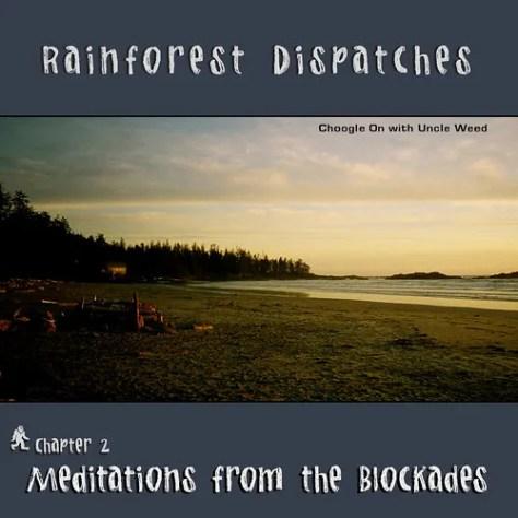 Meditations from the Blockades