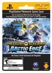 POSA card MotorStorm Arctic Edge