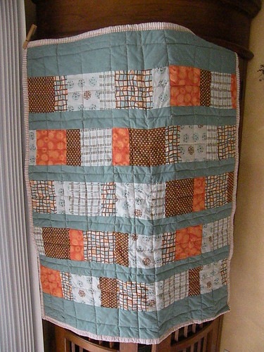SMS Charm Square Quilt