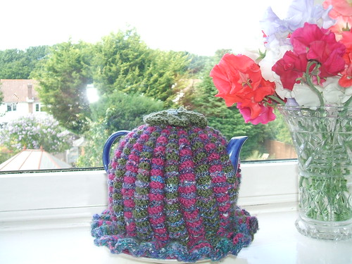 Traditional Nan-style Tea Cosy