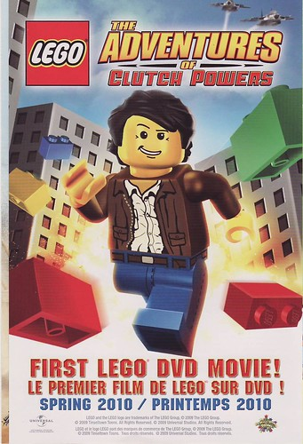 LEGO Movie Clutch Powers