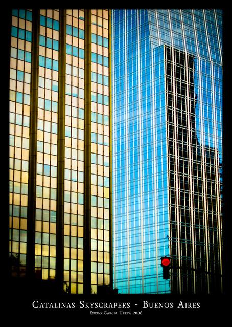 Catalinas Skyscrapers - Buenos Aires
