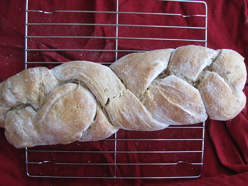 holiday braid bread