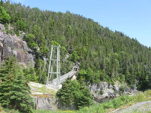 I promised yall a suspension bridge