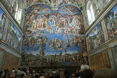 Michelangelo's Last Judgment