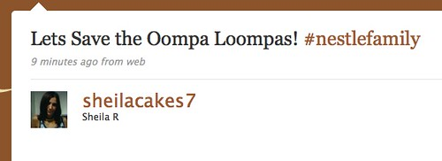 Lets Save the Oompa Loompas!