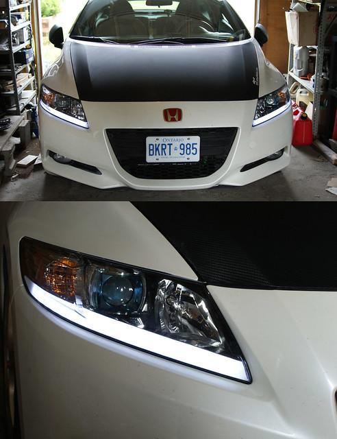 Crz Forum : forum, Project:, Headlight, Honda, Hybrid, Forums