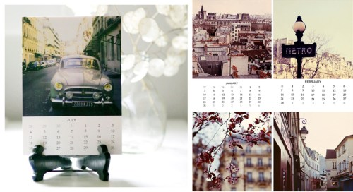 Calendars: For Your Desk