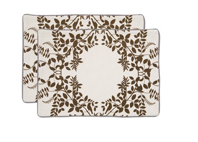 Dwell hedgerow placemat