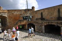 Alcazar de Colon (Palacio de Diego Colon), Santo Domingo, Dominican Republic