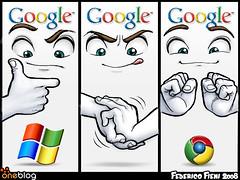 Qual é a empresa que domina a Internet!!