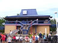 Cedar Point - Corkscrew Station