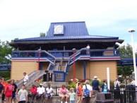Cedar Point - Corkscrew Station