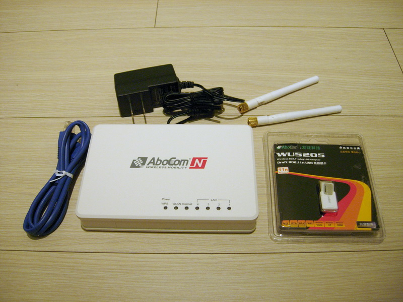 [分享]世界最小USB網卡WU5205+無線寬頻分享器WR5525/WR5201 開箱實測 - Mobile01