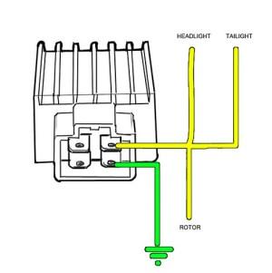 Problem hooking up a 12V regulator