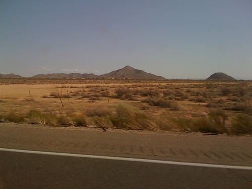 Tucson to Dessert