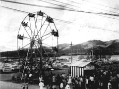 Ferris Wheel, Navy Relief Carnival, Sumay