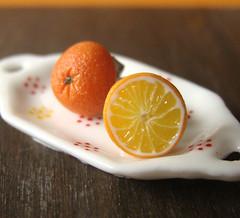 Orange Studs #1