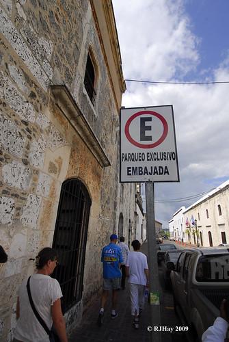 Street scene - Colonial Zone, Santo Domingo, Dominican Republic