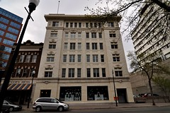 The Leader Building on Hamilton Street