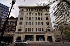 The Leader Building on Hamilton Street