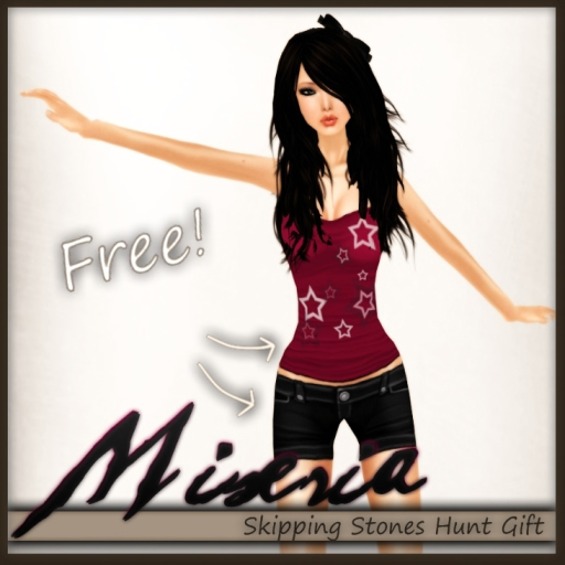 Skipping Stones Hunt Gift - Miseria @ The Deck