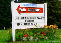 UPCOMING EVENT: Cummington Fair - August 27th-30th, 2009. (Photo credit: Sienna Wildfield)