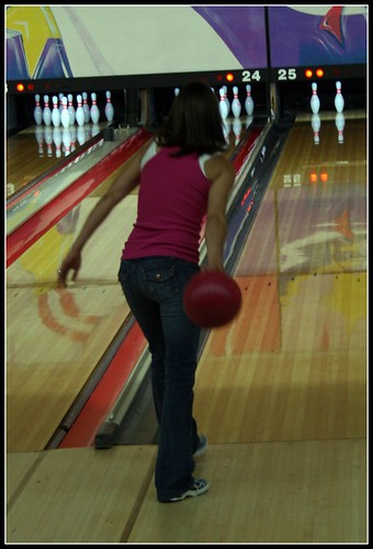 Gina Bowling by you.